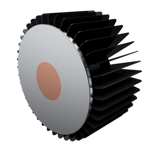 180W FCZ Series LED Heat Sink