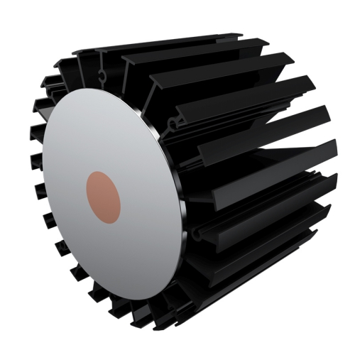 120W ZT Series LED Heat Sink