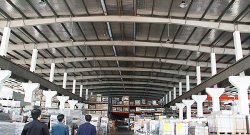 Shang Hong Warehouse